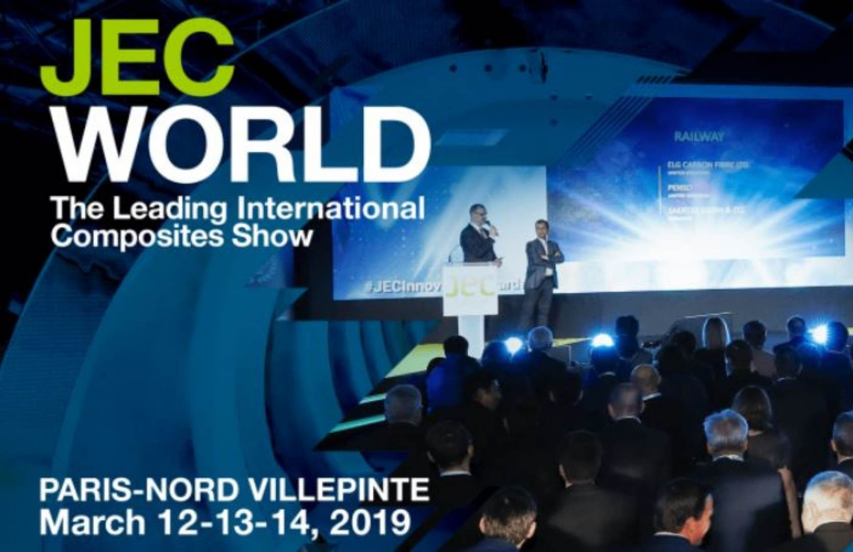 JEC Wold innovation awards 2019 CEAD nominated