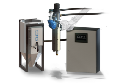 Robot extruder CEAD group