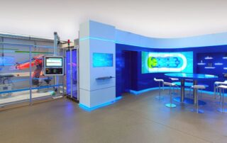 AMAC Siemens digital twin CEAD am flexbot