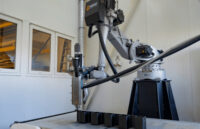 CEAD AM Flexbot 3D printer. Photo Credit_ Nedcam