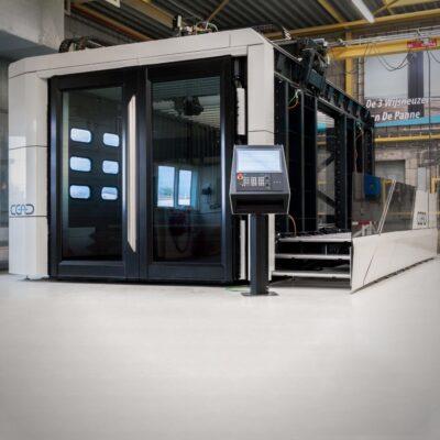 CEAD Gantry Based Solutions - CFAM Prime