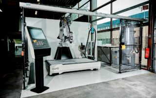 Robot Based Solutions CEAD AM Flexbot