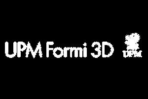Logo UPM Formi 3D