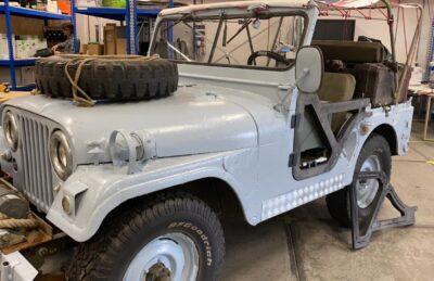 SPARK Makers Zone 3d printing Robot Extruder jeep door