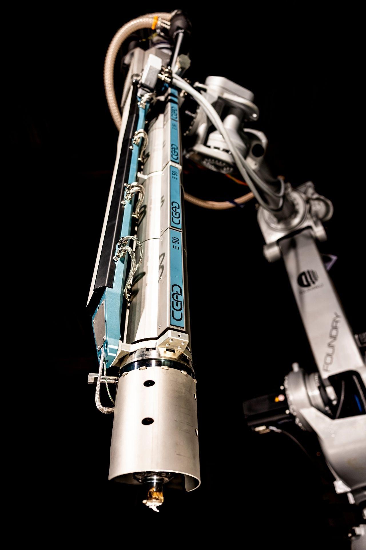 E50 Robot Extruder CEAD