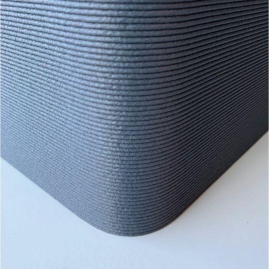 Close up printing material SABIC PC 20% CF