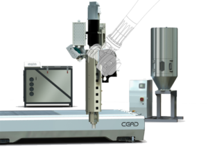 CEAD Robot Extruder E25